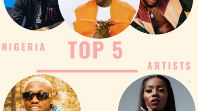 Top 5 Nigerian Music Artists 2019