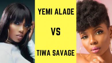 Yemi Alade Vs Tiwa Savage, Who Secures The Bigger Bag