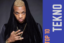 Photo of Tekno Songs Top 10