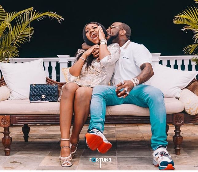 """""""She Said Yes!"""" – Davido Officially Proposes To Chioma"""