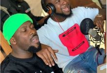 Photo of A New Music Producer, 'Eff' Joins Davido's DMW  Team