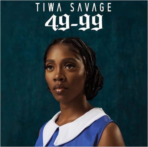 Check Out The Behind The Scenes Of Tiwa Savage's '49-99′