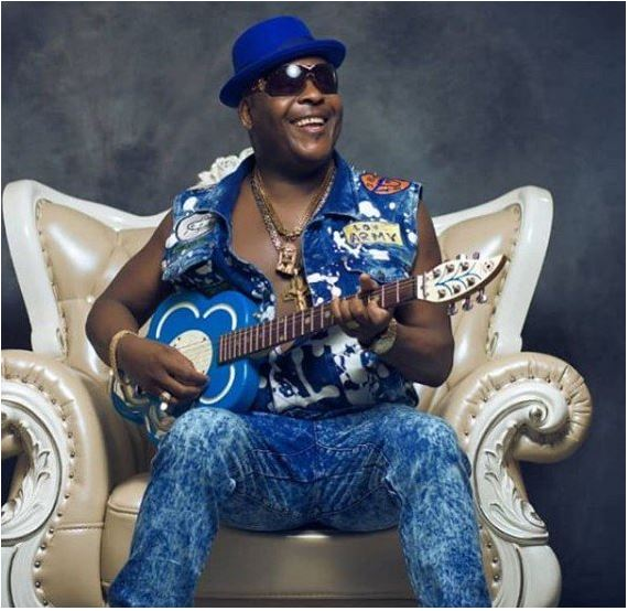 Watch Sir Shina Peters Fall While Dancing At His Daughter's Wedding