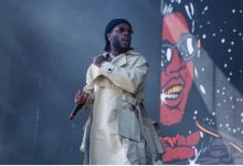Photo of Burna Boy rants at a fan during his show in Atlanta
