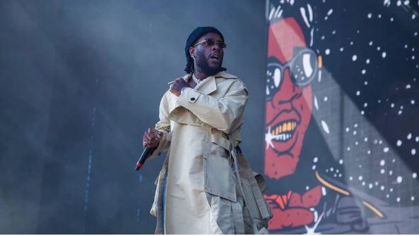 Burna Boy rants at a fan during his show in Atlanta