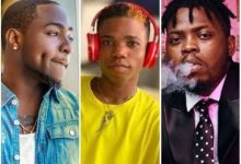Photo of F*ck Anybody!! Davido Blast Olamide During Interview As He Talks About Helping Lyta (Watch)