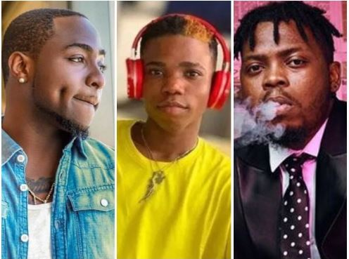 F*ck Anybody!! Davido Blast Olamide During Interview As He Talks About Helping Lyta (Watch)