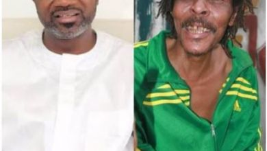 Photo of Billionaire, Femi Otedola, Takes Over Full Medical Expenses Of Majek Fashek In London