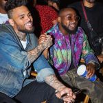 Chris Brown & Davido Perform Together On Stage In the US For The 2nd Time