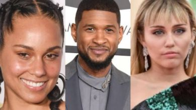 Photo of US Music Stars, Usher, Miley Cyrus, Alicia Keys, Others Coming to Lagos
