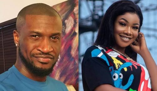 'My Management Awaits You' – Mr P to Offer Tacha of Big Brother Naija A Management Contract
