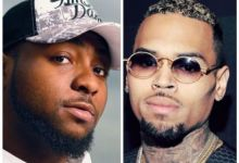 """Chris Brown Featured Davido On Two Tracks on His """"Indigo"""" Extended Album"""