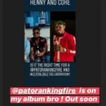 Zlatan announces debut album and collaboration with Patoranking