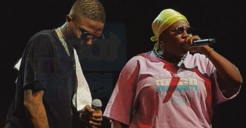 Wizkid Wants To Start 'Ashewo Business', Asks Teni for Funding