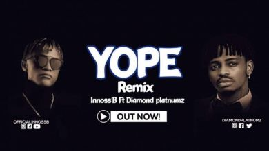 Innoss'B – Yope (Remix) ft. Diamond Platnumz