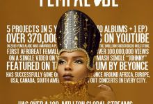 Photo of Yemi Alade's 'Woman of Steel' Up for Grammy consideration
