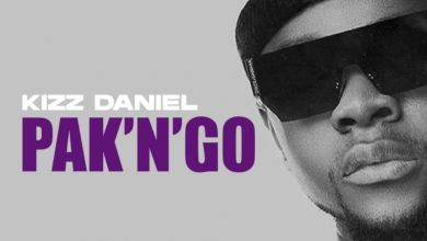 "Kizz Daniel gives N1 million to elderly Artiste, Life Oyima who Inpsired his new Hit ""Pak N Go"""