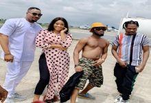 Naira Marley Makes Nollywood Debut In Regina Daniels' Movie