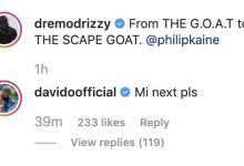 Davido Tells Dremo To Drop Diss Track For MI Abaga