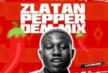 DJ Kaywise – Pepper Dem Mix