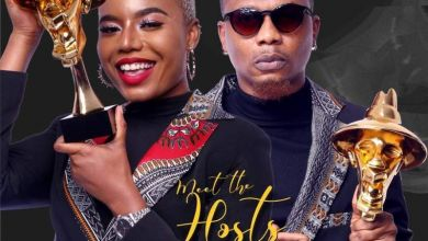 Photo of Reminisce and Nancy Isime to host 2019 Headies