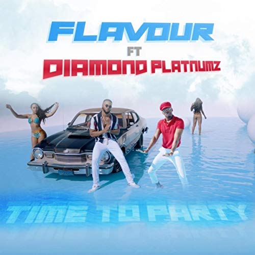 Flavour – Time To Party Ft. Diamond Platnumz
