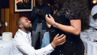 Photo of Davido welcomes baby boy with Chioma
