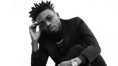 """Photo of Mayorkun Sings His New Song; """"Up To Something"""" Acapella"""