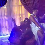Duncan Mighty & Yemi Alade Link Up For Video Shoot For Their Forthcoming Banger
