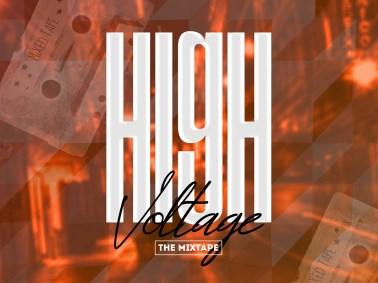 DJ Latitude – High Voltage The Mixtape Image