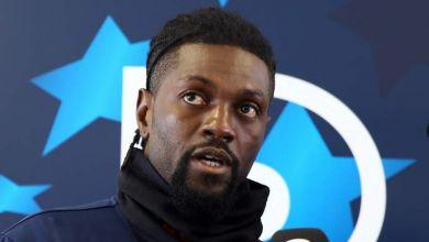 Watch Togolese Football Star Emmanuel Adebayor Dance Hard To Tekno's Skeletun