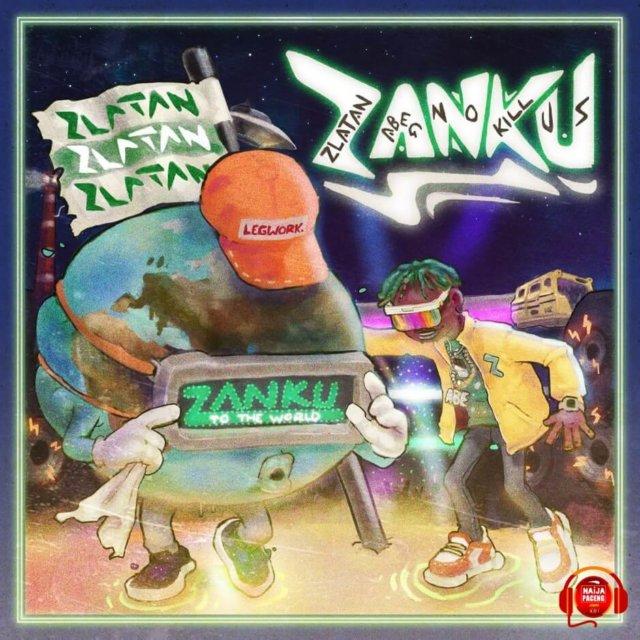 Zlatan – Zanku (Album)