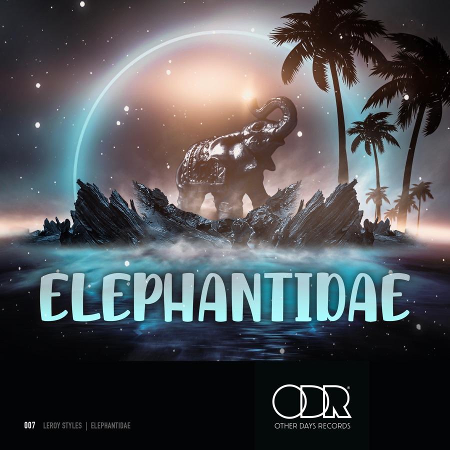 Leroy Styles - Elephantidae - Single