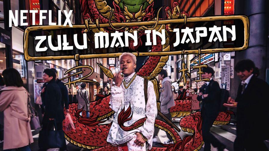 "Nasty C To Drop Docu-Series ""Zulu Man In Japan"" In Partnership With RedBull & Netflix"