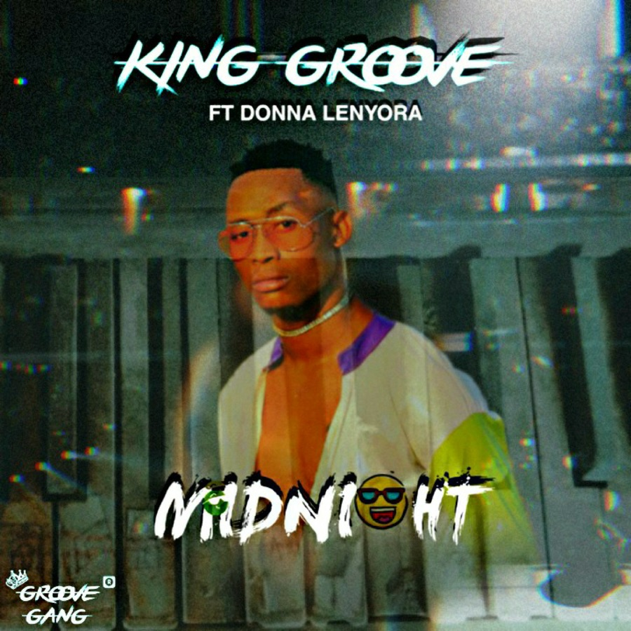 King Groove - Midnight (feat. Donna Lenyora) - Single