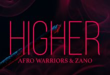 "Photo of Afro Warriors & Zano release ""Higher"""