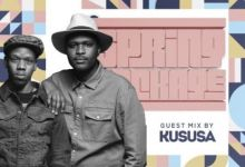 "Photo of Kususa releases ""Spiritual T Spring Package Mixtape"""