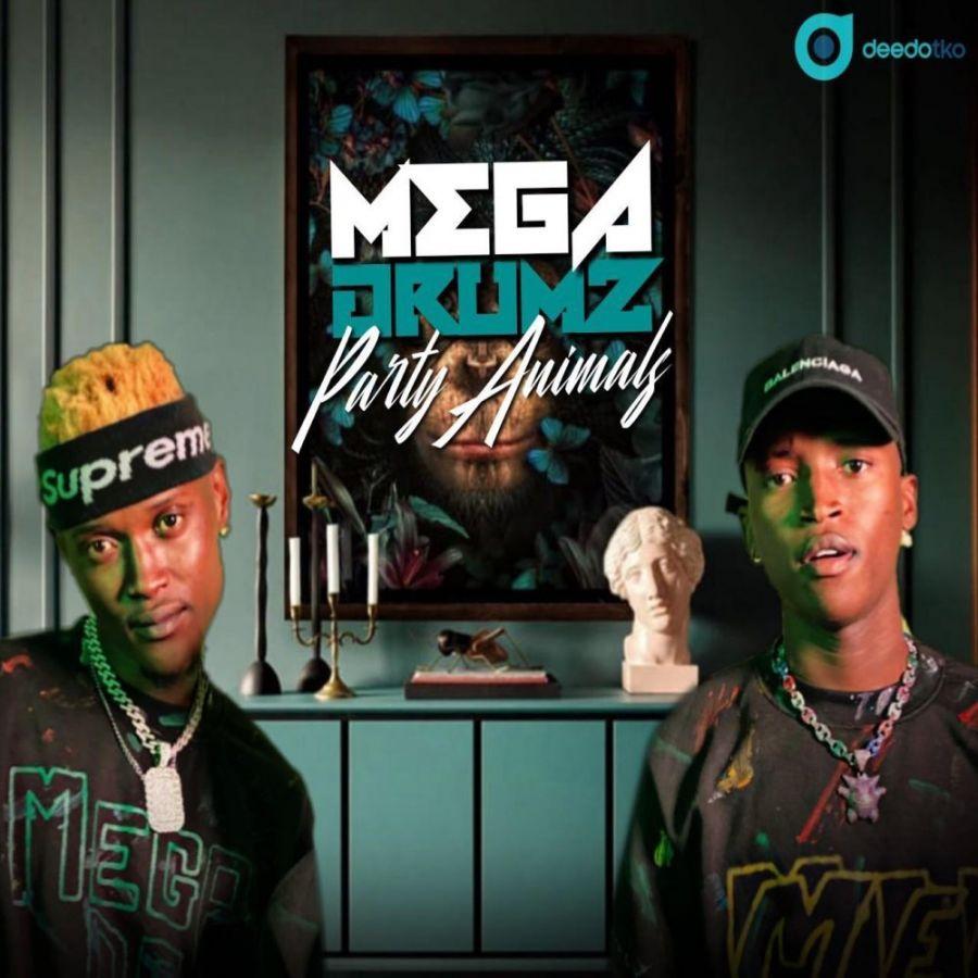 "Megadrumz Releases ""Umcimbi Ongapheli"" Featuring Afro Brotherz"