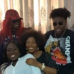 Watch Teni & Niniola Force Their Mother To Declare Herself A Marlian