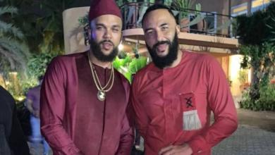 Photo of Matthew Mensah Met And Partied With Jidenna In Ghana