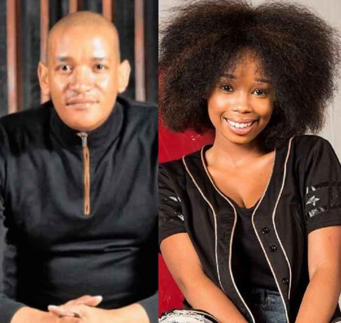 Actress, Candice Modiselle Pays Tribute to Late Radio Veteran Chilli M