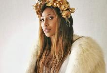 "Photo of Fashion Designer Enhle Mbali's ""Essie Apparel"" Fashion Line Features On Vogue Italia"