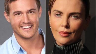 Peter Weber Responds to Charlize Theron's Love of the Show, 'The Bachelor' in an Alluring Way