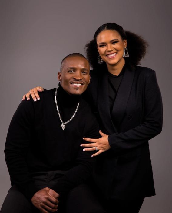 Phumeza Mdabe and Husband Celebrates 6th Anniversary