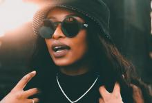 Photo of DJ Zinhle Stunning In New No-Weave Photos