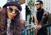 Photo of DJ Zinhle Are Fine Being Family Without Romance After Breakup