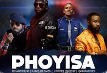 Photo of Dj Maphorisa Drops Phoyisa (Hamba No Maphorisa) Feat. Kabza De Small, Cassper Nyovest & Qwestakufet