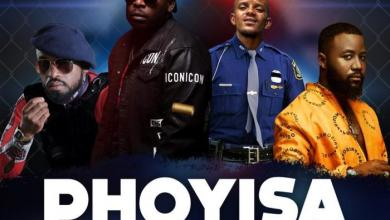 Photo of Dj Maphorisa Drops Phoyisa (Hamba No Maphorisa) Feat. Kabza De Small, Cassper Nyovest & Qwestakufet