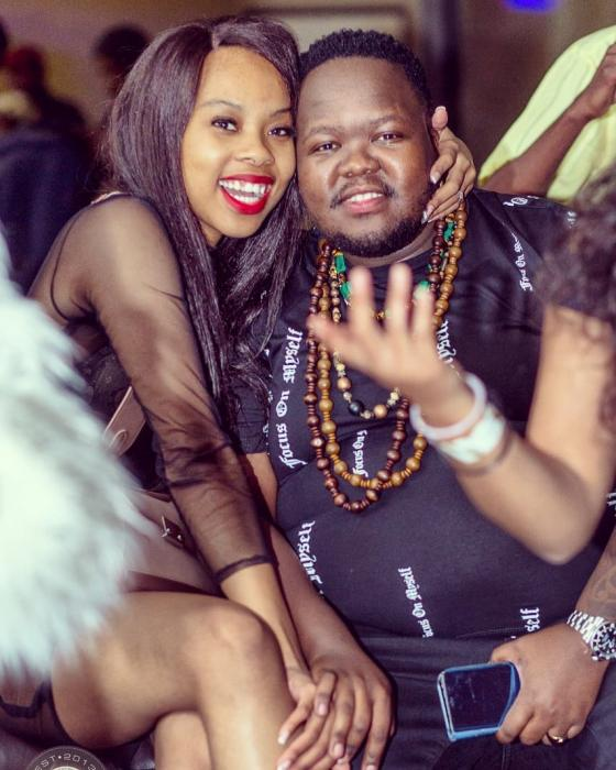 Heavy K and His Wife, Ntombi, Have Decided to Depart
