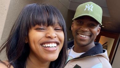 Photo of Natasha and NaakMusiq Pictures Sparks A Relationship Rumour